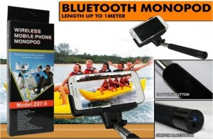 Tongsis Bluetooth